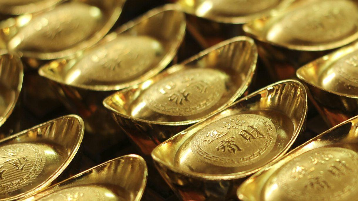 ذخایر طلای چین از عوامل موثر بر قیمت طلا