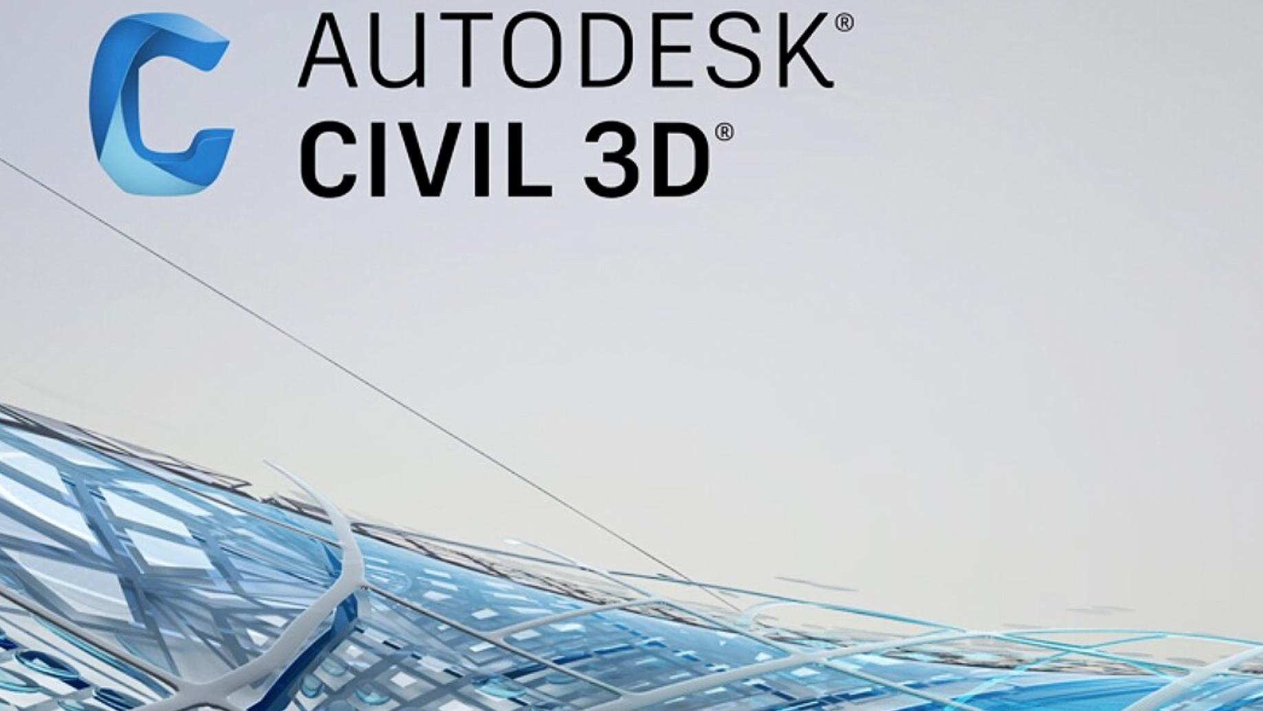 نرم افزار سیویل Civil 3D
